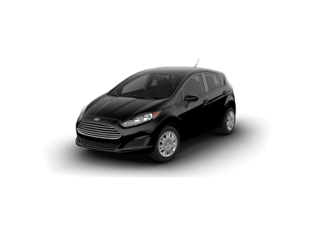 New 2018 Ford Fiesta S Hatchback 8F4801 in Altoona, PA